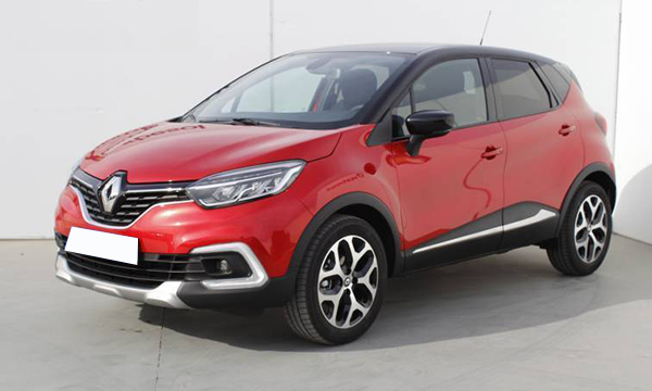 Renault Captur 1.0i Mini SUV 2019