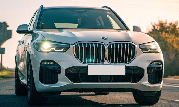 BMW X5 3.0d SUV Automat 2019 4X4