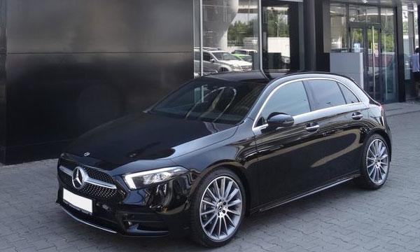 Mercedes-Benz A Class NEW Automat