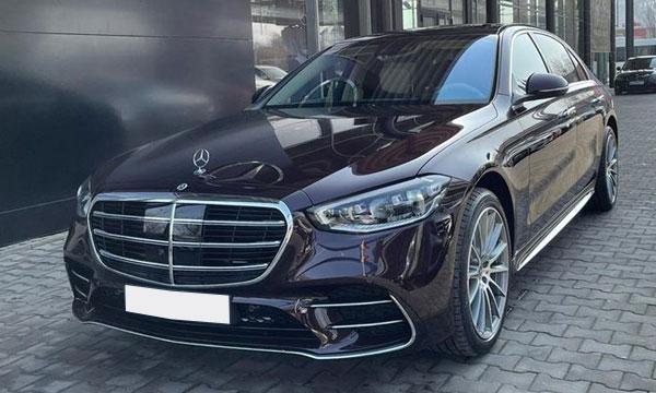 Mercedes-Benz S Class NEW